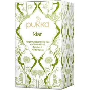Pukka thé transparent biologique (20 sachets)