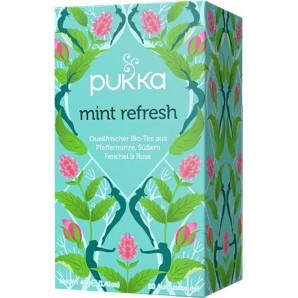 Pukka mint refresh thé biologique (20 sachets)