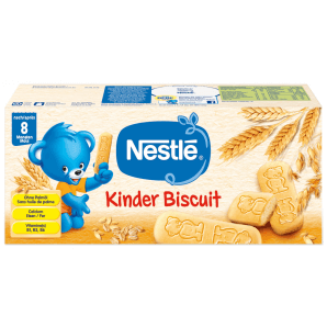Nestle Kinder Biscuit (180g)