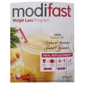 modifast Probierdrink Joghurt Ananas (55g)