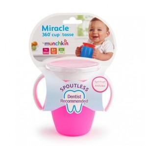 munchkin Miracle 360° Trinkbecher +6 Monate (207ml)