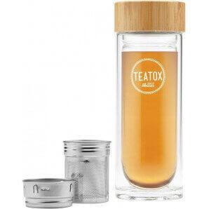 Teatox Thermo Go Flasche (330ml)