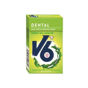 V6 Dental Care Kaugummi...