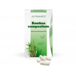 Alpinamed Bambus compositum (120 Stk)