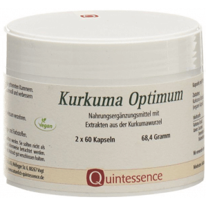 Chrisana Kurkuma Optimum Kapseln (2 x 60 Stk)