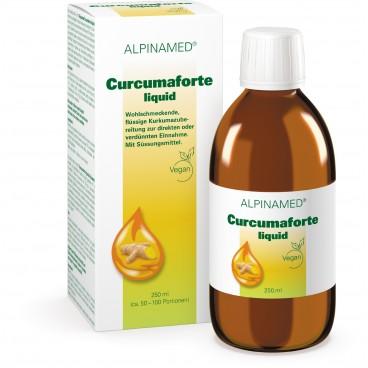 Alpinamed Curcumaforte liquid (250ml)