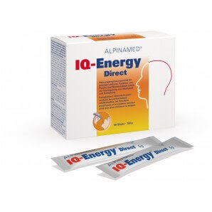 Alpinamed IQ-Energy Direct Sticks (30x5g)