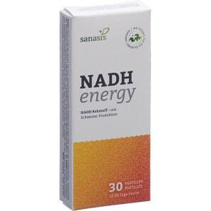 sanasis NADH energy Pastillen (30 Stk)