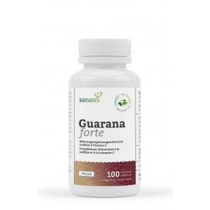 sanasis Guarana forte Kapseln (100 Stk)
