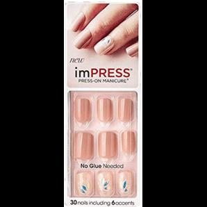 Kiss Impress Nail Kit Delicate (1 Stk)