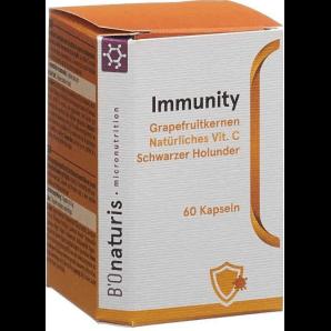BIOnaturis Immunity Kapseln (60 Stk)