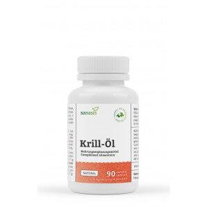 sanasis Krill Oil Kapseln (90 Stk)