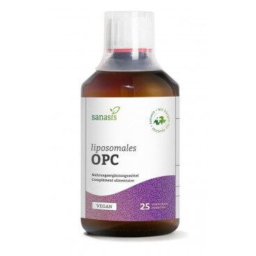 sanasis OPC liposomal Flasche (250ml)