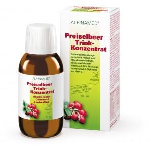 Alpinamed Preiselbeer Trink-Konzentrat (100ml)