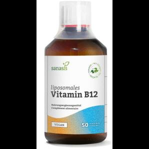 sanasis Vitamin B12 liposomal Flasche (250ml)