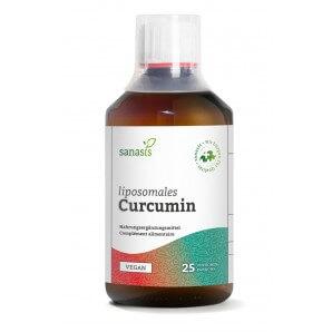 sanasis Curcumin liposomal Flasche (250ml)