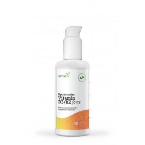 sanasis Vitamin D3/K2 forte liposomal Flasche (100ml)
