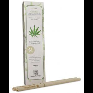BIOSUN Hannahannah Ohrkerzen Cannabis (2 Paar)