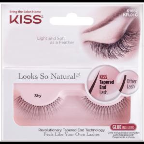 Kiss Look So Natural Lashes Shy (1 Stk)