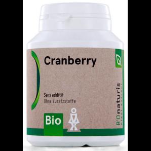 BIOnaturis Cranberry Kapseln 250mg (120 Stk)