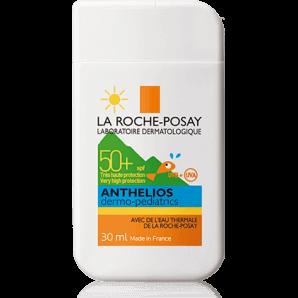 La Roche Posay - Anthelios Dermo-Kids Sonnenschutz-Milch LSF50+ Taschenformat (30ml)