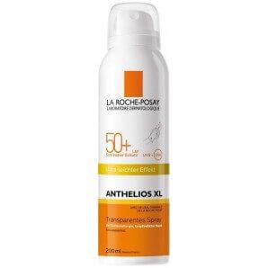 La Roche Posay - Anthelios transparentes Körperspray LSF50+ (200ml)