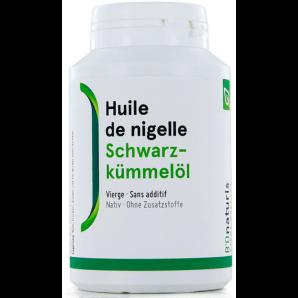 BIOnaturis Schwarzkümmelöl Kapseln 500mg (1000 Stk)