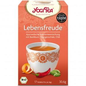 Yogi Tea - Lebensfreude (17x1.8g)