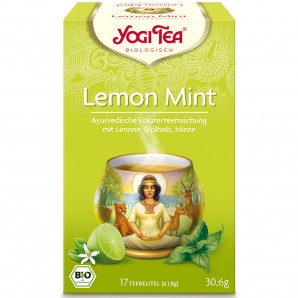 Yogi Tea - Lemon Mint (17x1.8g)