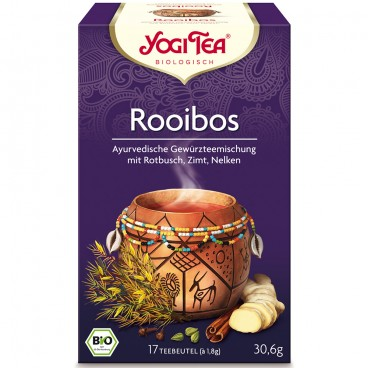 Yogi Tea - Rooibos African Spice (17x1.8g)