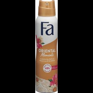 Fa Deo Spray Oriental Moments (150ml)