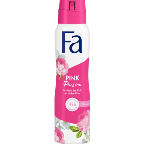 Fa Deo Spray Pink Passion (150ml)