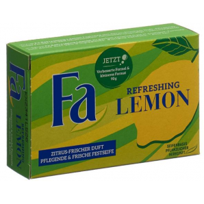 Fa Festseife Refreshing Lemon (90g)