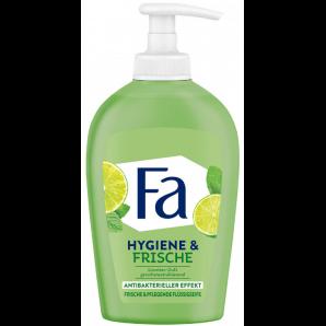 Fa Flüssigseife Hygiene+Frische Limette (250ml)