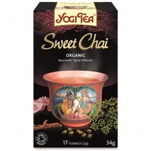 Yogi Tea - Sweet Chai (17x2g)