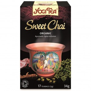 Yogi Tea - Sweet Chai (17x2g)