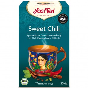 Yogi Tea - Sweet Chili (17x1.8g)