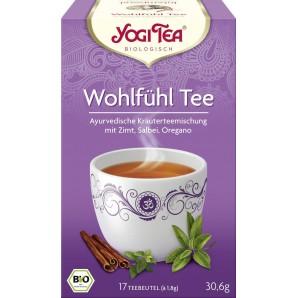 Yogi Tea Wohlfühl Tee (17 Beutel)