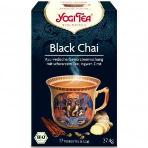 Yogi Tea - Black Chai (17x2.2g)
