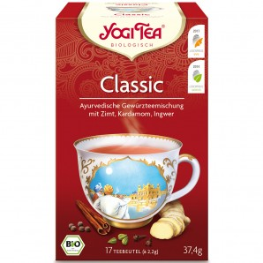 Yogi Tea - Classic (17x2.2g)