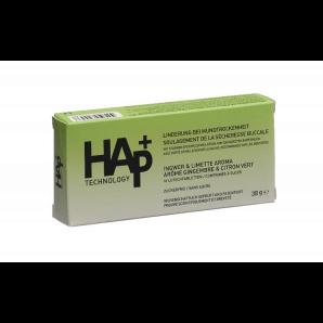 Hap+ Lutschtabletten Ingwer Limette Aroma (16 Stk)