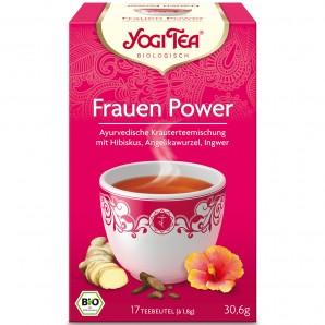 Yogi Tea Frauen Power (17 Beutel)