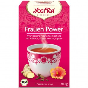 Yogi Tea - Frauen Power (17x1.8g)