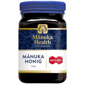 Manuka Health miel MGO400+ (500g)