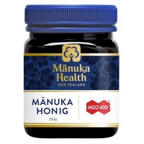 Manuka Health miel MGO400+ (250g)