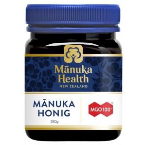 Manuka Health miel MGO100+ (250g)