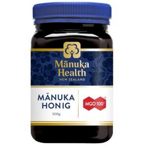 Manuka Health miel MGO100+ (500g)