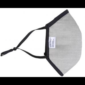 Livipro maschera igienica grigia taglia M (1 pz)