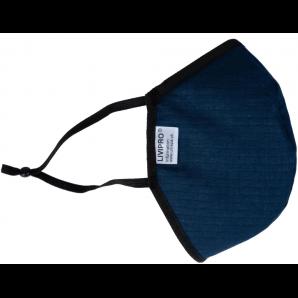 Maschera igienica Livipro blu taglia M (1 pz)