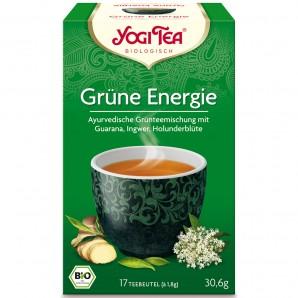 Yogi Tea - Grüne Energie...